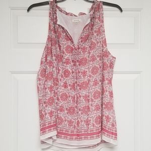 Very cute patterned tank